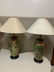 Two Frederick Cooper table lamps. Two stunning vintage lamps $899.00