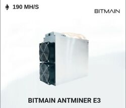 Used Bitmain Antminer 180 MHs ETHASH Miner - US Seller - Been in US for 6 month