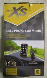 Auto XS Cell Phone or GPS Car Mount Holder Stick Surface Dashboard or Windshield $5.99