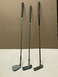 Vintage A G Spalding Bros. Cash in putter plus 2 other clubs. $6.95