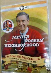 Mister Rogers Neighborhood: Its a Beautiful Day Collection (DVD 2018) $13.00