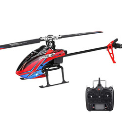 XK K130 2.4G 6CH Brushless 3D6G System Flybarless RC Helicopter $161.69