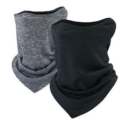 Unisex Outdoor Cooling Neck Gaiter Tube Scarf Summer Bandana Face Cover Headwear $7.98