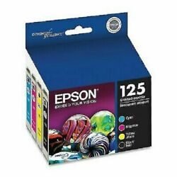 Epson T1251 BLACK COLOR 125 ink jet printer Stylus NX625 NX420 NX230 all in one $52.46