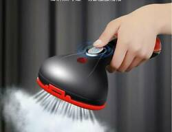Portable Electric Steam Iron Handheld Fabric Clothes Laundry Steamer Brush US $29.00
