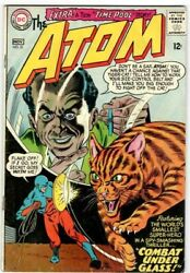 The Atom   # 21   (1965 )  DC 12 cents  Silver-Age Comic  $9.95