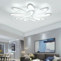 Acrylic LED Ceiling Light Flush Mount Lamp Modern Living Room Bedroom Chandelier $86.44
