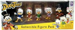 Disney DuckTales Collectible Figure Pack - 5 figure Set - Phatmojo - Brand New! $14.99