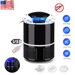 USB Mosquito Killer Lamp Camping Lights LED Electric Fly Insect Zapper Big USA $15.97