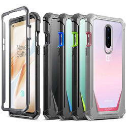 OnePlus 8 Case,Poetic Hybrid Armor Shockproof Bumper Protective Cover $14.95