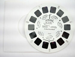 View-Master reel Commercial Act III Theatres It's More Than A Movie - RR $9.95