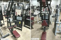 Cybex VR2 Full Commercial Circuit 12-PIECE Strength Equipment SHIPS WORLDWIDE $7,800.00
