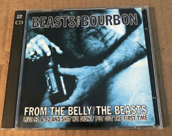 Beasts Of Bourbon 2 CD Set From The Belly The Of Beasts $45.00