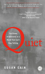 Quiet : The Power of Introverts in a World That Can#x27;t Stop Talking by Susan Cain $4.09