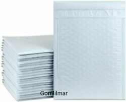 ANY SIZE POLY BUBBLE MAILERS SHIPPING MAILING PADDED BAGS ENVELOPES SELF SEAL $17.99