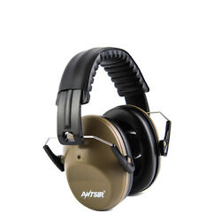 US Foldable Denoise Ear Muffs Protection Shooting Gun Range Safety Headphones $16.14