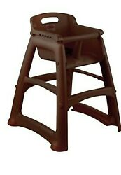 Rubbermaid Commercial Products Sturdy High Chair for Child Baby Toddler 1819679