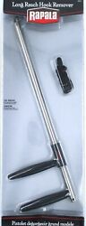 Rapala 15 Long Reach Stainless Steel Trigger Grip Fish Hook Remover Brand New $5.59