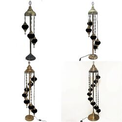 REPLACEMENT 3 5 7 9 Ball Turkish Moroccan Floor Lamp STAND ONLY ✔ CE CERTIFIED $100.78