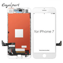 White For iPhone 7 Screen Replacement LCD Touch Digitizer Assembly Display US $16.95