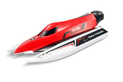 WL RC BRUSHLESS F1 RACING BOAT 2.4GHZ RTR WL915 45KLM AU $218.90