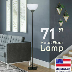 New Floor Lamp Living Room 71quot; Light Stand Torchiere Metal Home Decor 2020 $22.99