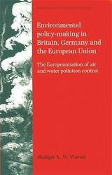 Environmental policy-making in Britain, Germany and the European Union: The Euro $9.47