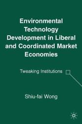 Environmental Technology Development in Liberal and Coordinated Market Economies $9.21