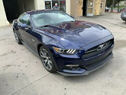 2015 Ford Mustang  2015 Ford Mustang GT 50th Anniversity Edition 148 Actual Miles MINT $39,995.00