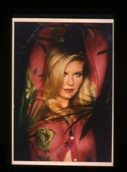 Kirsten Dunst Sexy Exotic Photo Agency stamped portrait 35mm Transparency $24.99
