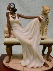 quot;Kenyaquot; by Norman Hughes from the Colors of Life Collection Sarahs Attic $89.00