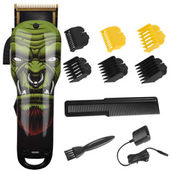 Rechargeable Hair Clipper Beard Trimmer Professional Cutting Shaves Cordless Set $59.99