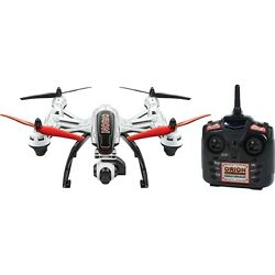 World Tech Toys Orion 1 Axis 2.4GHz 4.5CH Gimbal RC HD Camera Drone $45.00