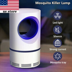 Home Bedroom USB Mosquito Killer Lamp Electric Pest Repeller Zapper Insect Trap* $4.45