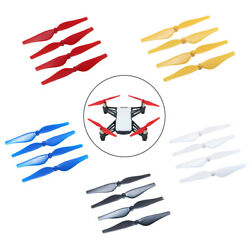 Colorful High Quality ABS Propellers For Tello Drone Blade Accessories $7.59