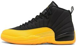 Air Jordan 12 University Gold Black Retro 130690 070 $233.00