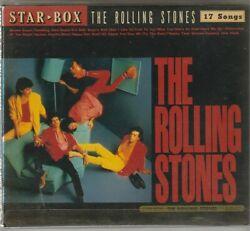 Rolling Stones Star Box Japan CD w obi 25DP 5500 $15.99