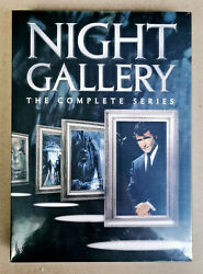 Night Gallery The Complete Series 10 DiscDVDRegion 1 US Seller Fast Shipping $23.99