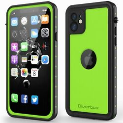 For iPhone 11 11 Pro Max Case Waterproof life Shockproof Screen Protector Dust $13.99
