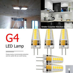 G4 LED Bulbs Bi Pin Base Light ACDC12V 20W 30W T3 Halogen Track Bulb Replacement $13.99