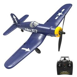 VOLANTEX RC Plane RTF 6 Axis Gyro RC Airplane Trainer Ready To Fly For Beginner $84.88