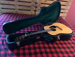 Martin DRS2 All Wood (2014) w/ Martin Hardshell Case $875.00