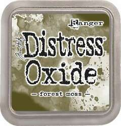 Tim Holtz Distress Oxides Ink Pad Forest Moss 789541055976 $8.89