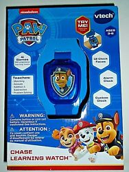 Nickelodeon Paw Patrol Chase Learning Watch By Vtech quot;NEWquot; $17.00