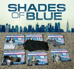 Shades of Blue: SPECIAL LOT of 6 Props with Studio COA#x27;s $149.95