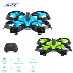 JJRC H83 RC Drone Mini Drone Toy 3D Flip Speed Control RC Quadcopter for Kids $17.47