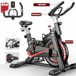 Exercise Bike Home Gym Bicycle Cycling Cardio Fitness Training Indoor Bike New $189.99