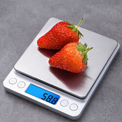 Digital Kitchen Food Cooking Scale Weight Balance in Pounds Grams Ouncesamp; KG $7.99