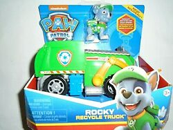 Nickelodeon Paw Patrol Rocky#x27;s Recycle Truck quot;NEWquot; $19.00