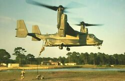 vintage BELL BOEING V 22 OSPREY HELICOPTER PICTURE 36 X 24 INCHES US MILITARY $39.99